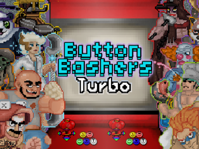 Button Bashers Turbo