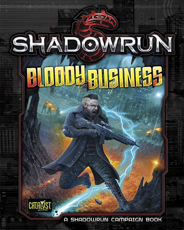 Shadowrun: Bloody Business