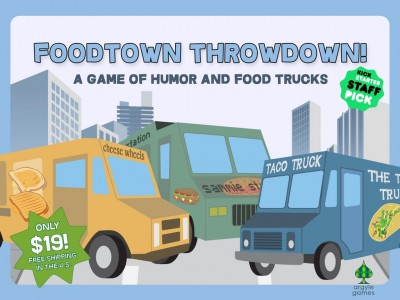 Foodtown Throwdown