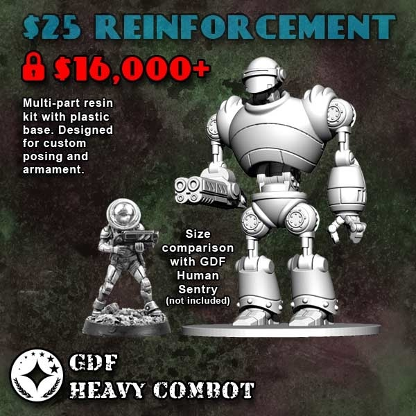 GDF Heavy Combot