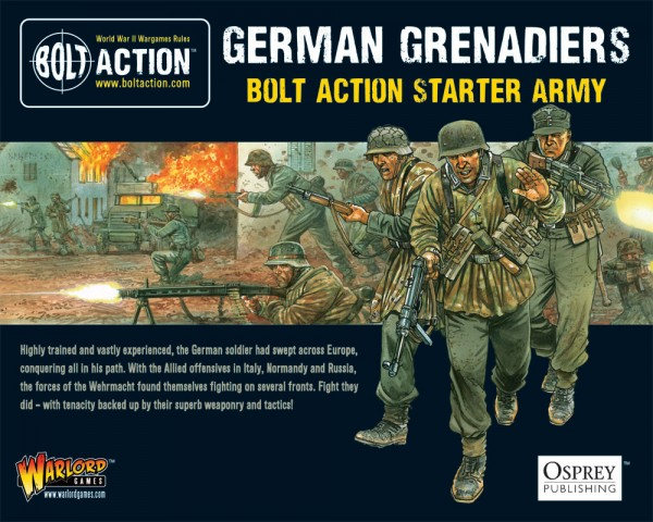 Grenadiers Starter Feature