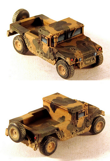 M1152 cargo troop carrier