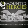 Mounted Heroes Feature