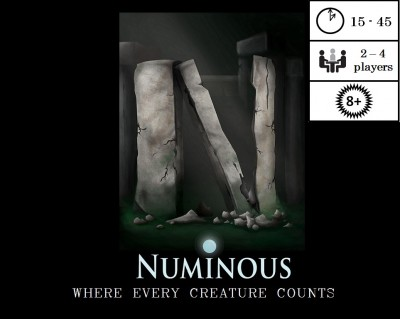 Numinous Cover KS 2