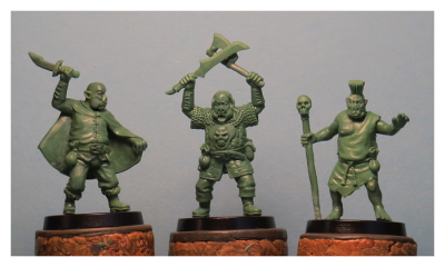 Orc characters (2)