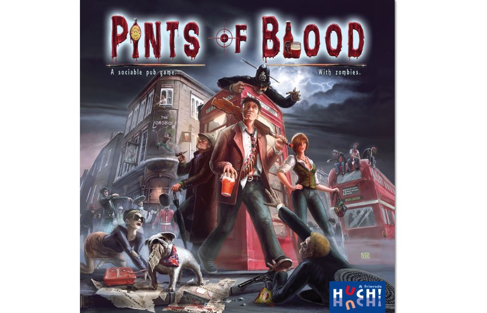 Pints of Blood Feature