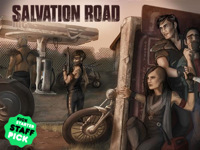 Salvation Road