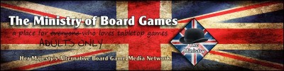 The Ministry of Board Games
