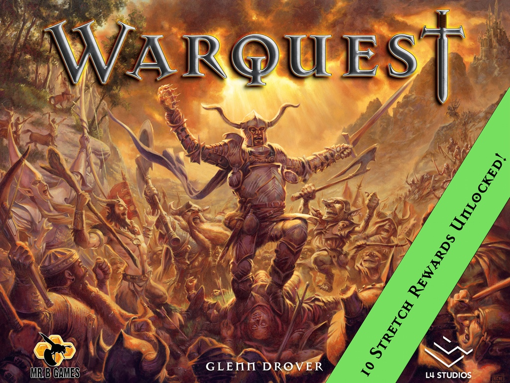 WarQuest Feature