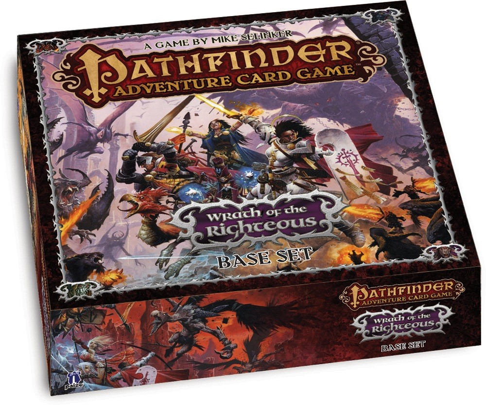 Pathfinder Adventure Card Game: Wrath of the Righteous Adventure Deck 4 - The Mi