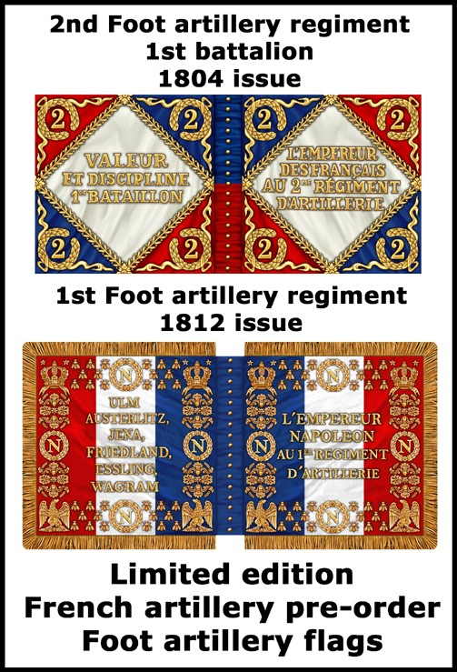 Artillery Flags