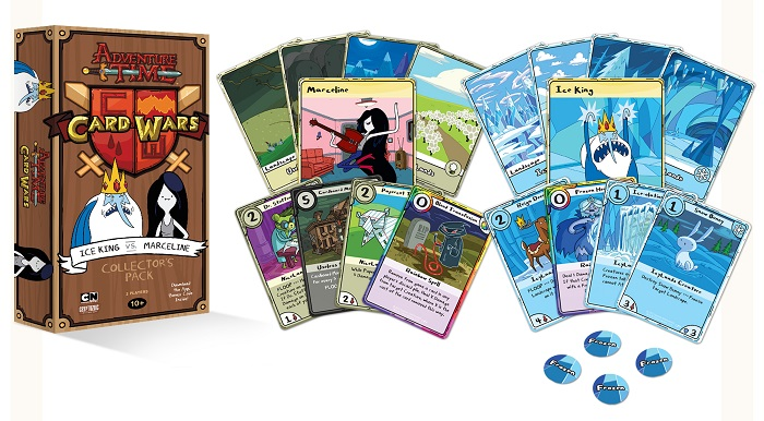 Adventure Time Card Wars Tabletop Gaming News TGN