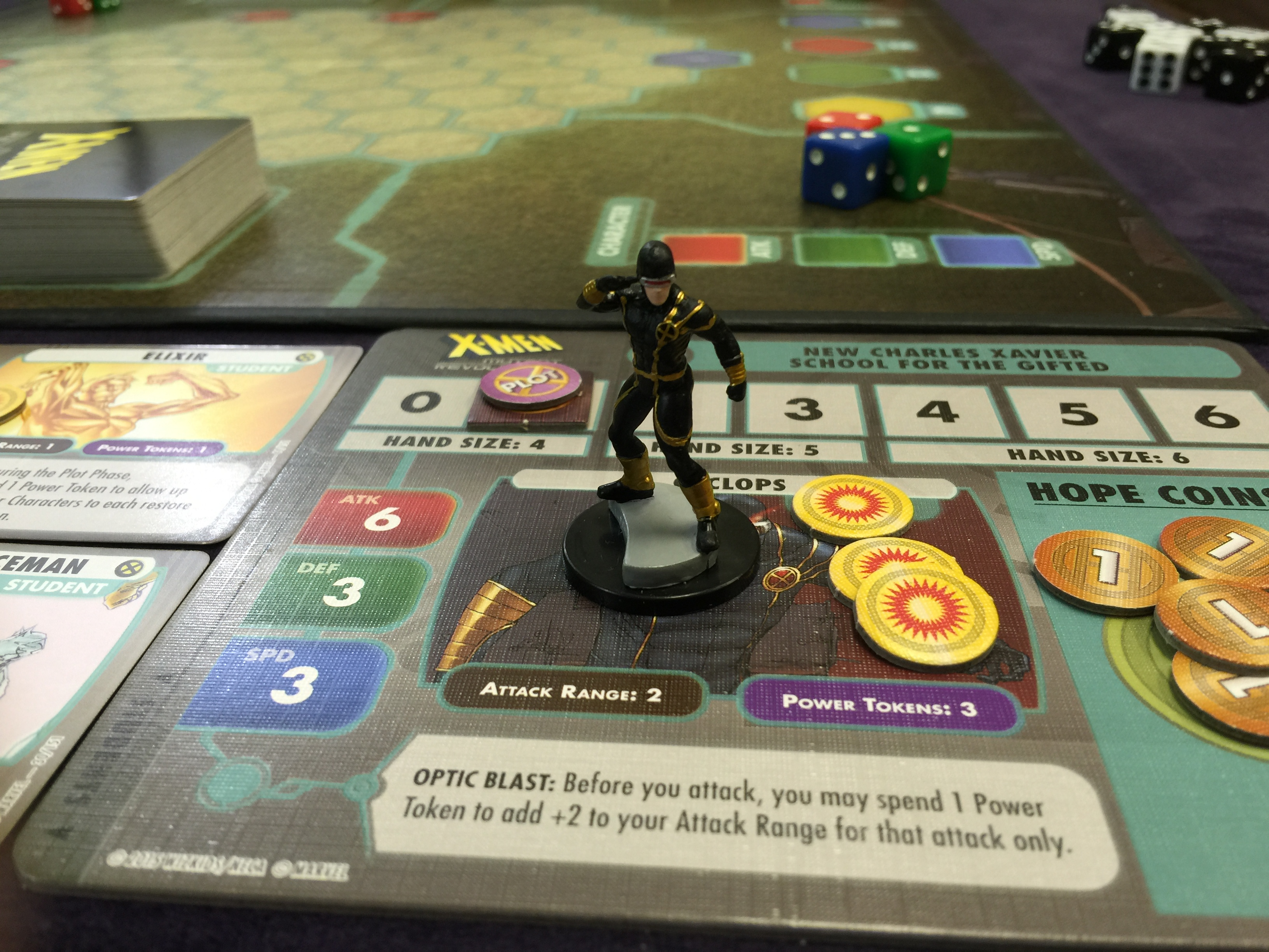 TGN Review: X-Men: Mutant Revolution - Tabletop Gaming News