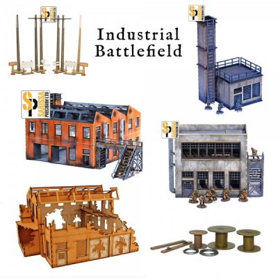 Industrial Battlefield