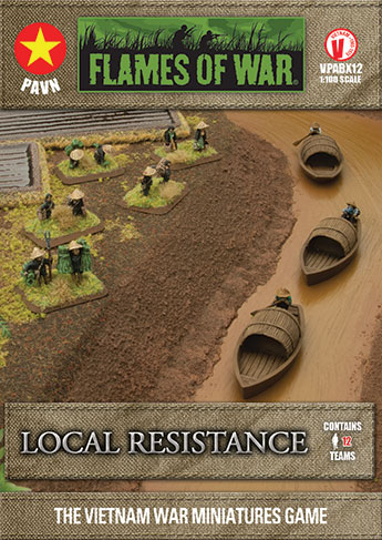 Local Resistance (VPABX12) box front