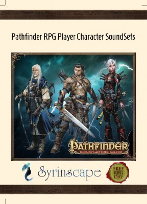 RPG Character SoundSets