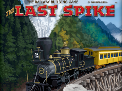 The Last Spike