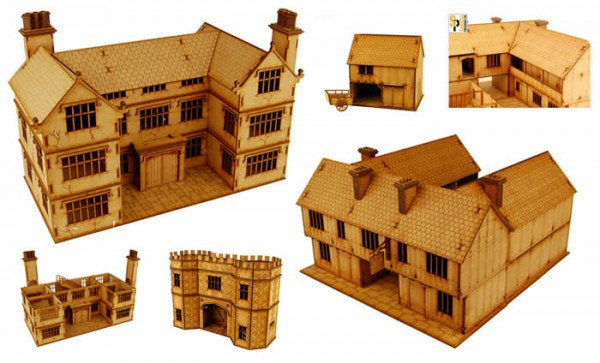 Sarissa Precision terrain - Page 3 - The Independent Characters