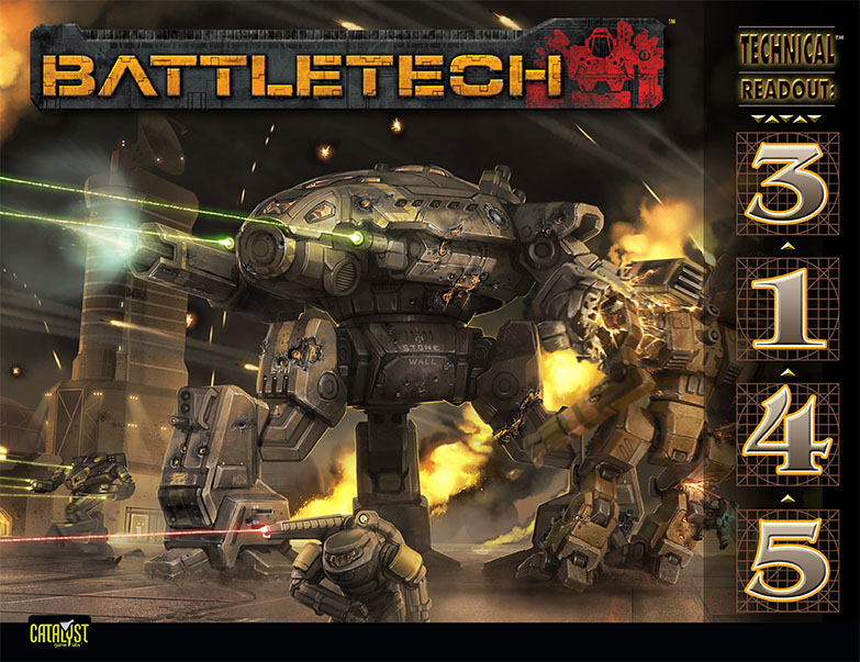 BattleTech: A Time of War Companion - Catalyst Game Labs ...