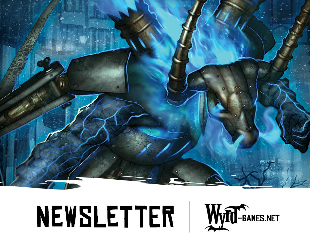 Wyrd Launches New Website - Tabletop Gaming News – TGN