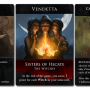 Blood of Rome Sample Cards