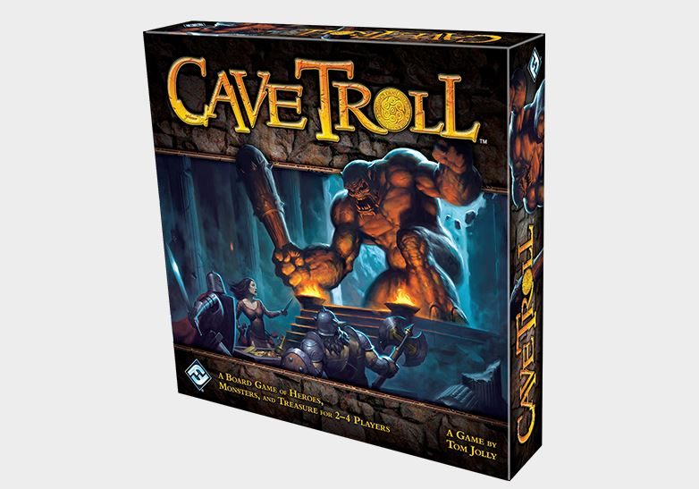 Cave Troll Feature