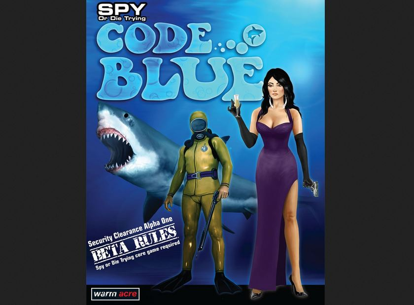 Code blue Feature