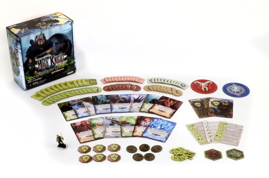 Expansion Contents