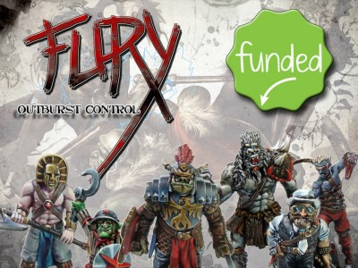 Fury Funded
