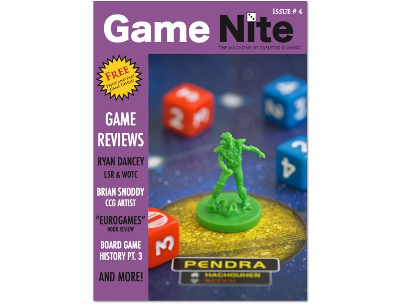 Game Nite Issue 4