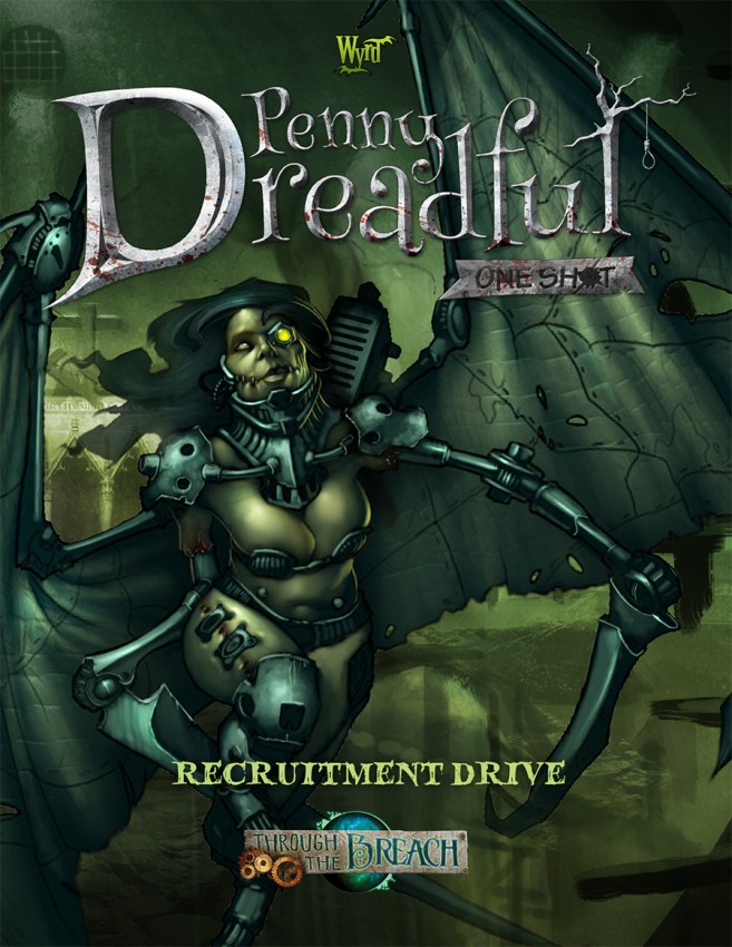 Recruitment Drive Cover
