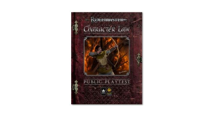 Rolemaster Playtest Feature