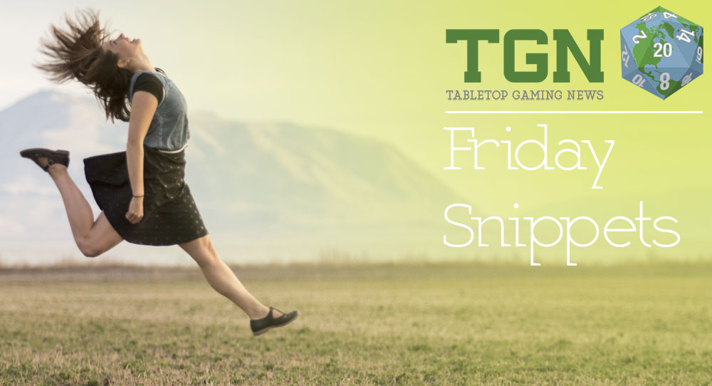 TGN Friday Feature