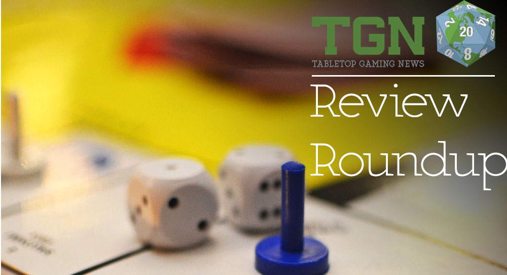 TGN-Review Roundup Feature