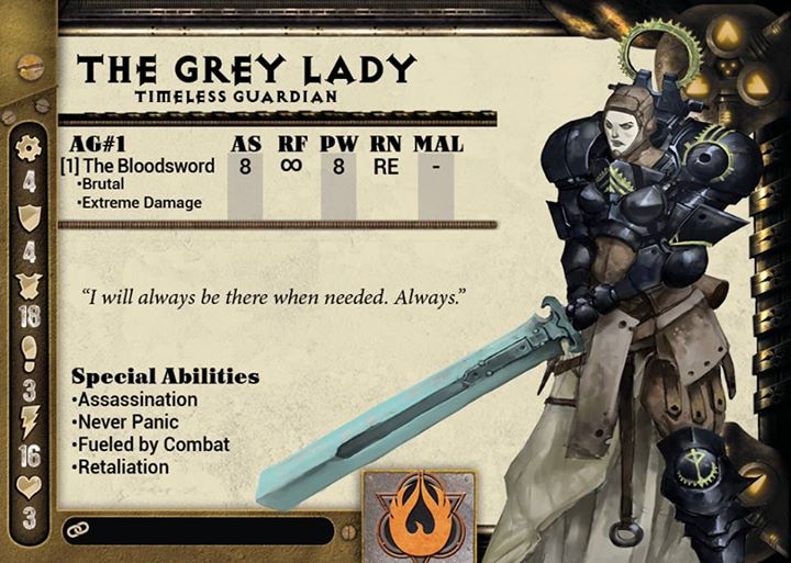 The Grey Lady 1