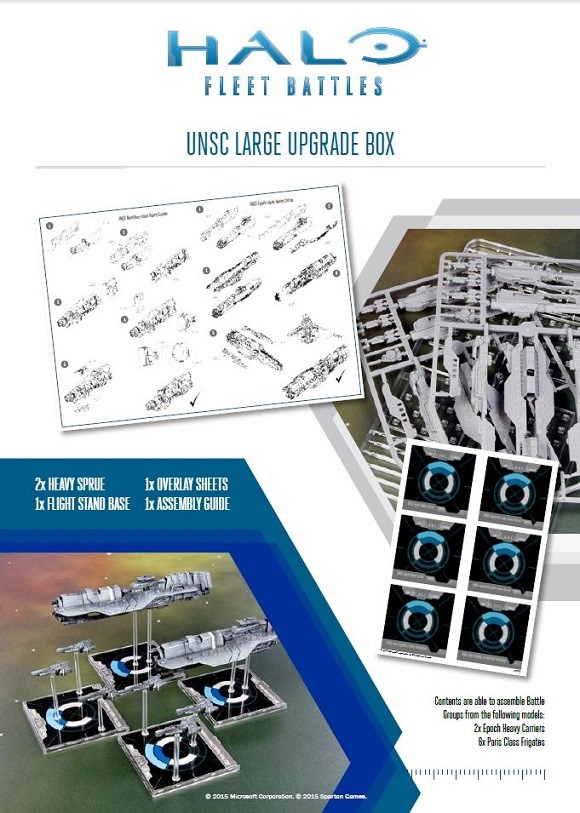 UNSC Large Upgrade Box