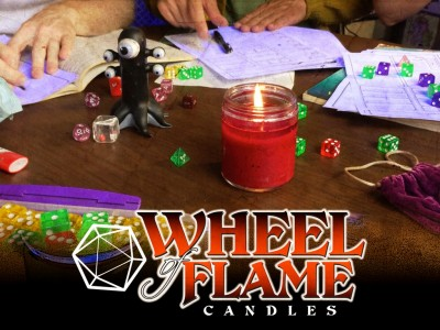 Wheel of Flame
