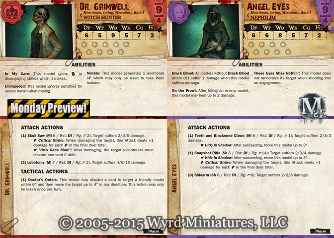 Wyrd Preview