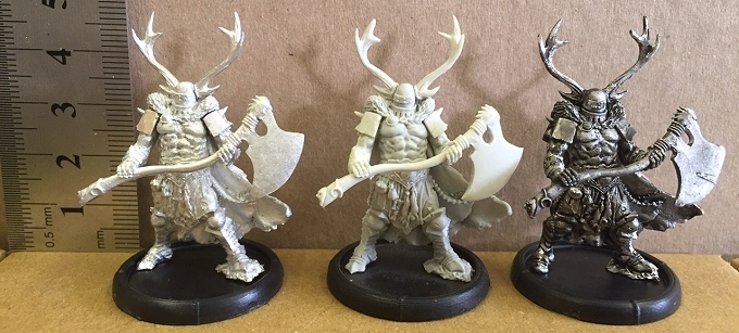 metal-resin-undercoated metal