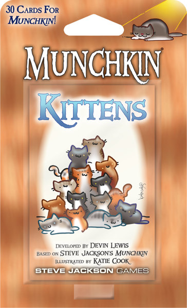 New Munchkin Expansions Coming From Steve Jackson Games | Tabletop ...