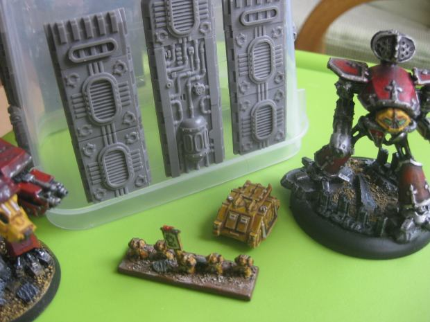 6mm scale figures