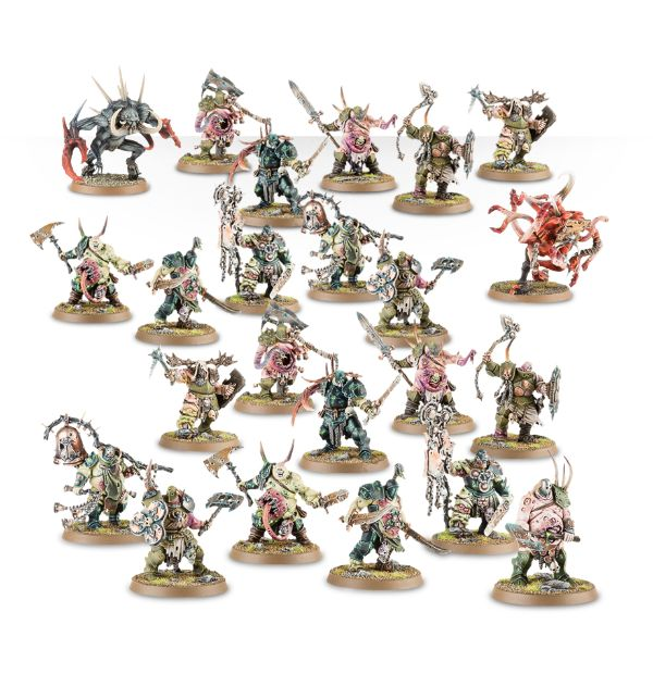 Blighted Warband