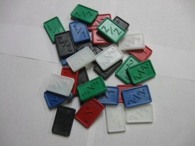 Card Game Tokens