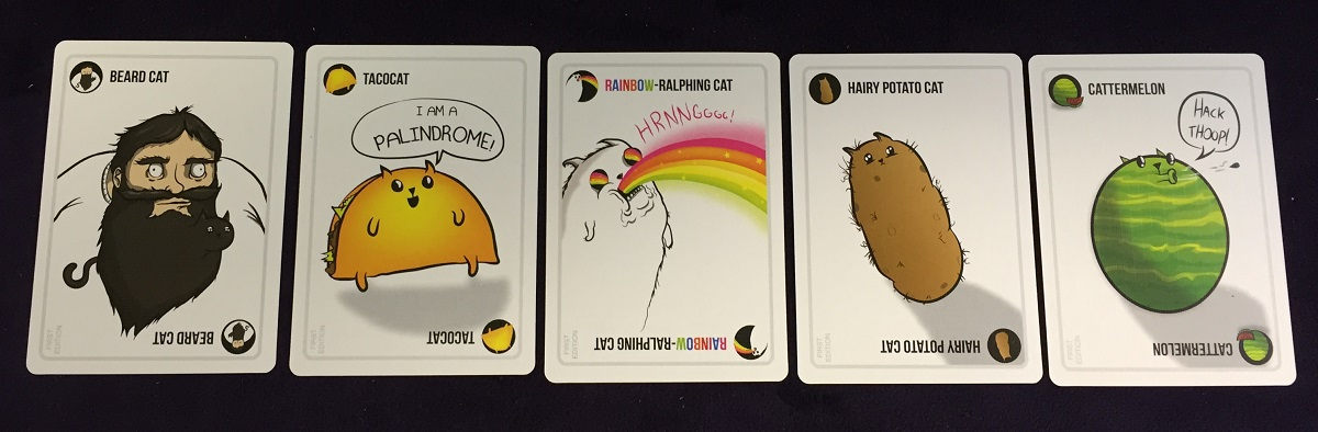 Cards Without Instructions