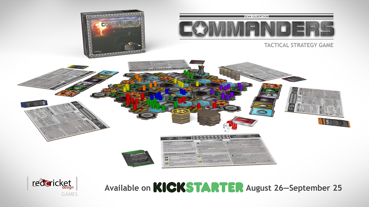 Commanders Components