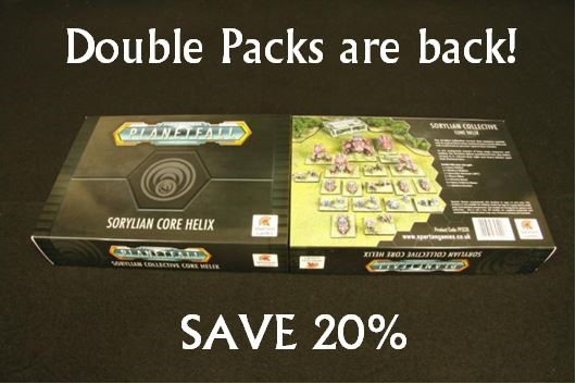 Double Helix Packs