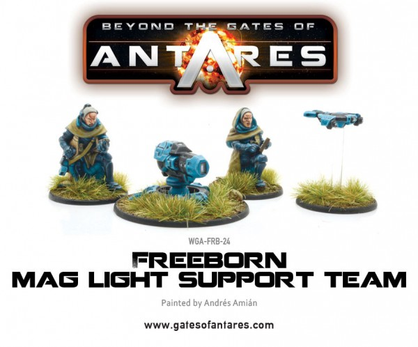 Freeborn Mag Light Support Team
