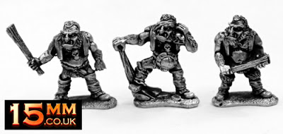 HOT 15mm Ogres