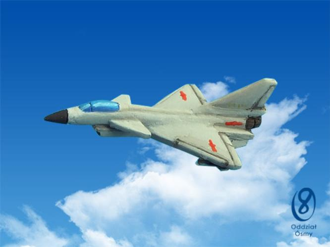 J-10A (8 pcs) Chinese multirole fighter