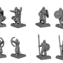 Metal miniatures
